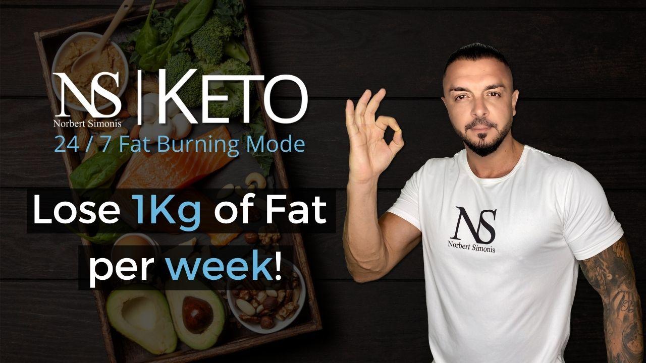 Keto Diet by Norbert Simonis