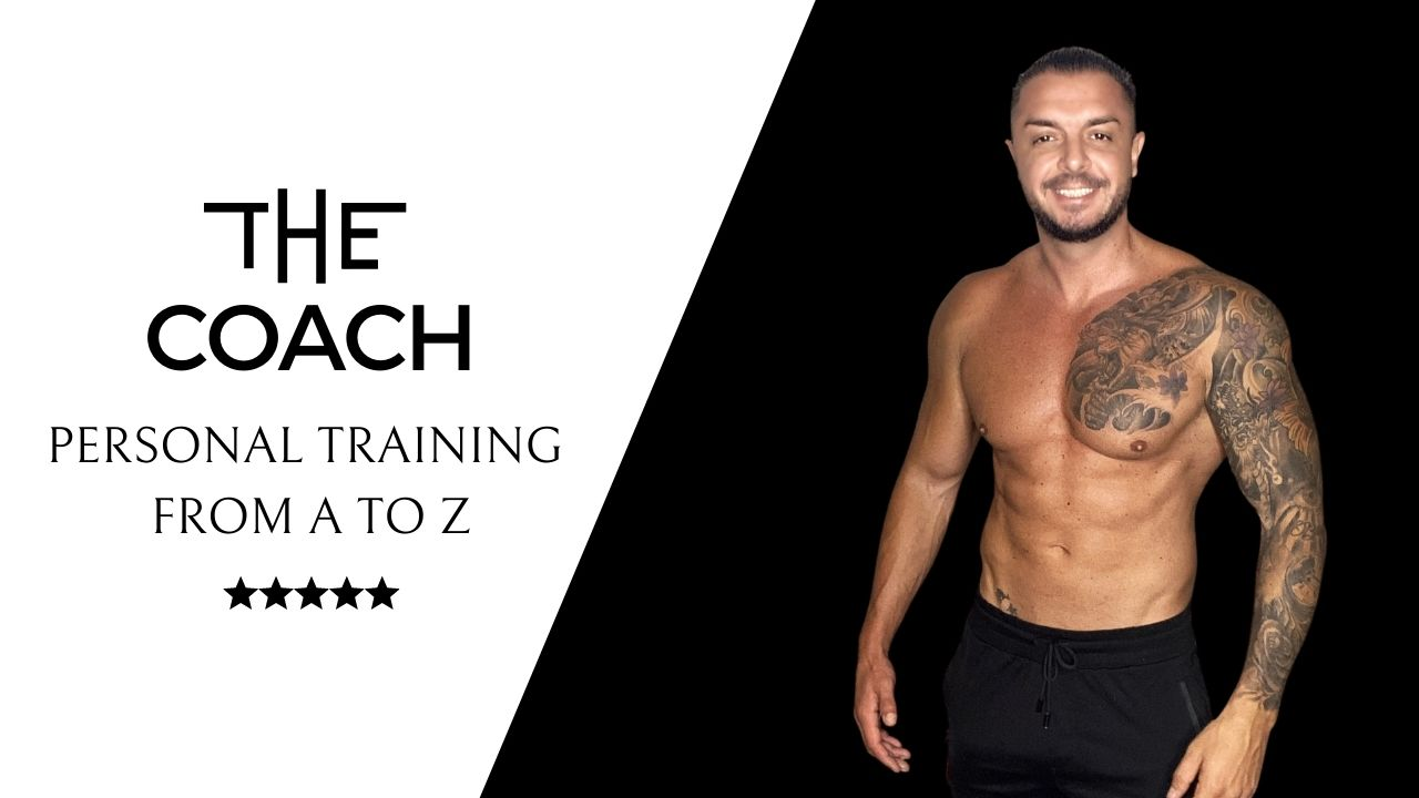 THE COACH PERSONAL TRAINING by Norbert Simonis